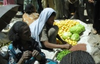 Korem market