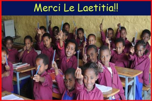 Merci Le Laetitia