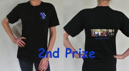 Second prize!